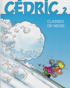 Cédric, tome 2: Classes de neige