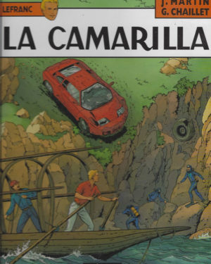 Lefranc, tome 12: La Camarilla
