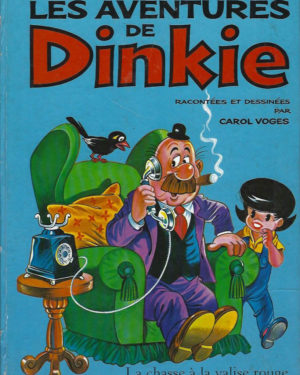 Les aventures de Dinkie, tome 2