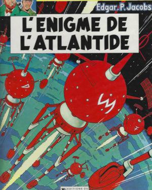 Les aventures de Blake et Mortimer:  l'énigme de  l'Atlantide