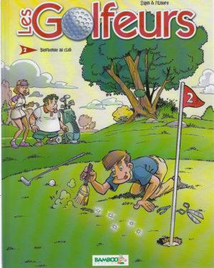 Les golfeurs, tome 2: Bienvenue au club