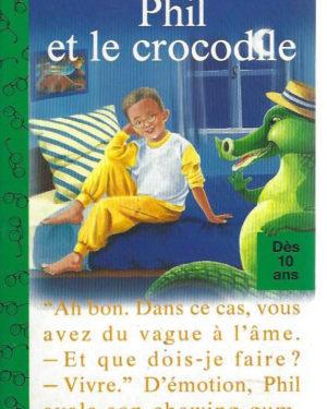 Phil et le Crocodile