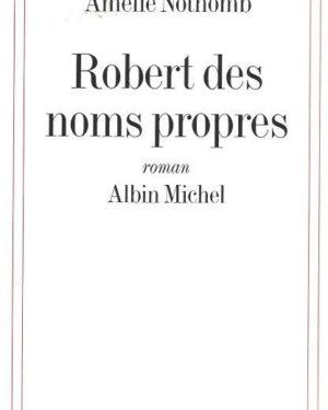 Robert des  noms propres