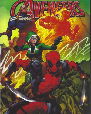 All-New Uncanny Avengers ,tome 1: Futur Perdu