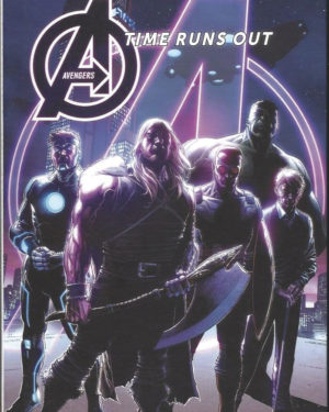 Avengers Time Runs Out, tome 1: La cabale