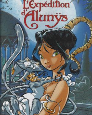 Légendes de Troy, tome 1: L'expédition d'Alunÿs