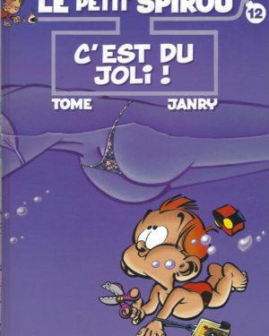 Le Petit Spirou, tome 12: C'est du joli!