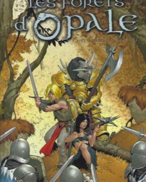 Les Forêts d'Opale, tome 1: Le Bracelet de Cohars