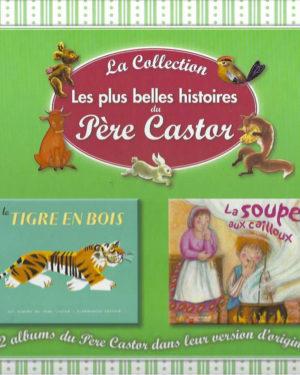 La Collection: Les plus belles histoires du Père Castor, tome 10: Cendrillon / Le Grand Cerf