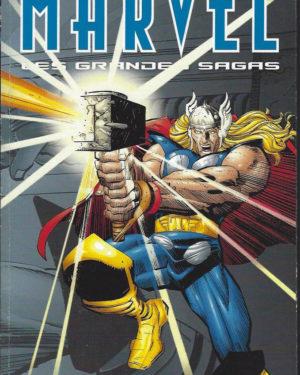 Marvel, les grandes sagas, tome 2: Thor