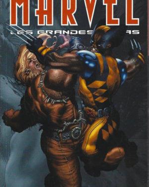 Marvel, les grandes sagas, tome 5: Wolverine