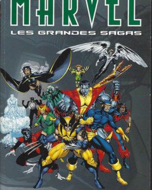 Marvel, les grandes sagas, tome 4: X-Men